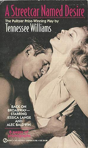 Streetcar Named Desire: Tennessee Williams