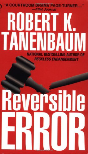 9780451175199: Reversible Error (Signet)