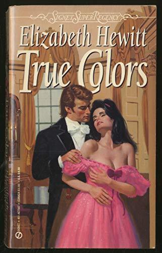 9780451175878: True Colors (Signet Super Regency)