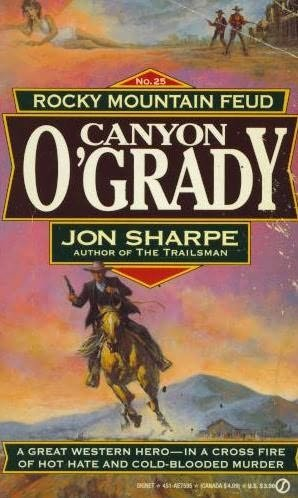 9780451175953: Rocky Mountain Feud (Canyon O'Grady)