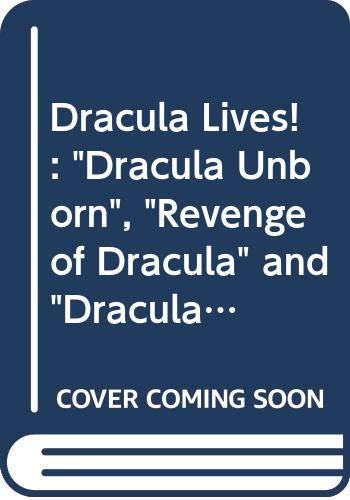 9780451175991: Dracula Lives!: