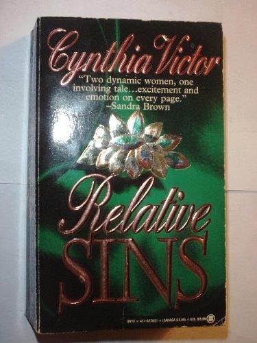 9780451176011: Relative Sins (Onyx)