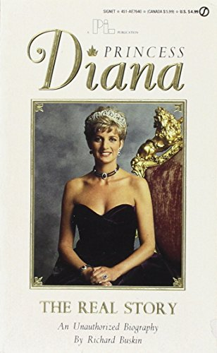 Princess Diana (Signet) (0451176405) by Buskin, Richard