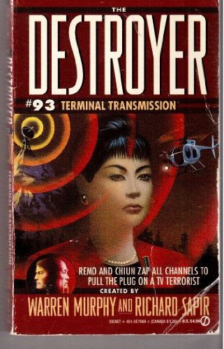9780451176684: Destroyer 093: Terminal Transmission