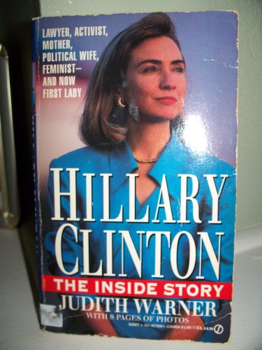 9780451178084: Hillary Clinton: The Inside Story