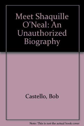 9780451178992: Meet Shaquille O'Neal