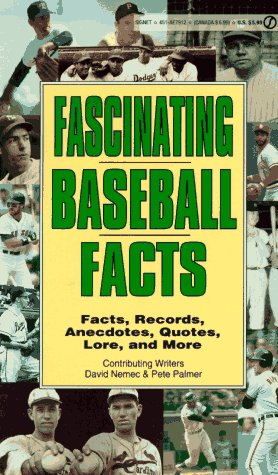9780451179128: 1001 Fascinating Baseball Facts