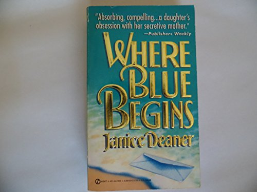 9780451179197: Where Blue Begins