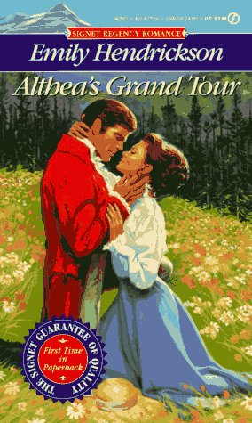 9780451179364: Althea's Grand Tour (Signet Regency Romance)