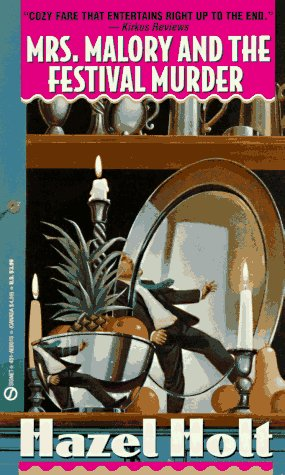 9780451180155: Mrs. Malory and the Festival Murder (Sheila Malory)