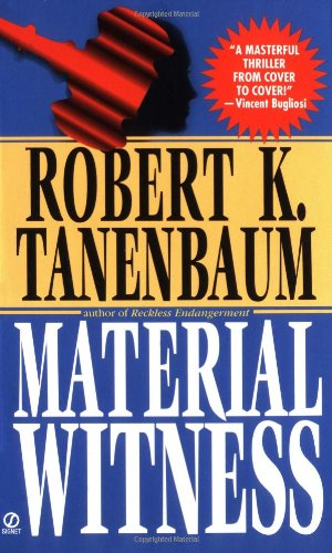 9780451180209: Material Witness