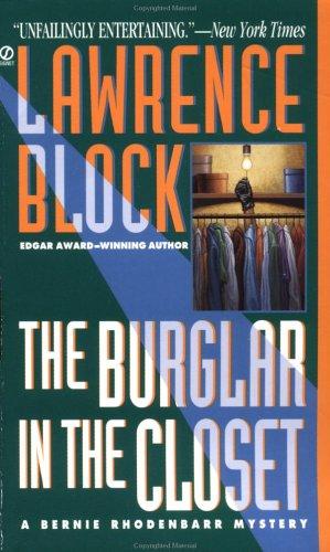 9780451180742: The Burglar in the Closet: A Bernie Rhodenbarr Mystery