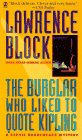 9780451180759: The Burglar Who Liked to Quote Kipling (Bernie Rhodenbarr Mystery)