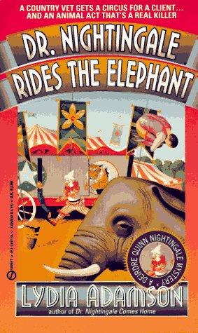 9780451181343: Dr. Nightingale Rides the Elephant (Dr. Nightingale Mystery)
