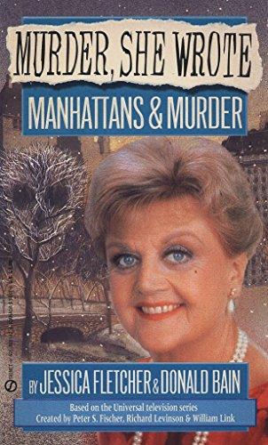 9780451181428: Murder She Wrote 1: Manhattans & Murder