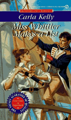 9780451181534: Miss Whittier Makes a List