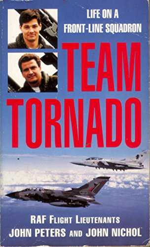 9780451182067: Team Tornado: Life On a Front-Line Squadron