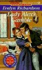 Lady Alex's Gamble (Signet Regency Romance): Richardson, Evelyn