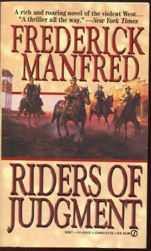 9780451184252: Riders of Judgement