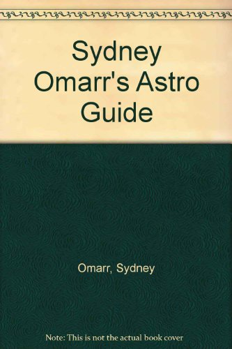 Aries 1996 (Omarr Astrology): Omarr, Sydney