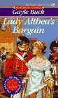 Lady Althea's Bargain (0451184947) by Buck, Gayle