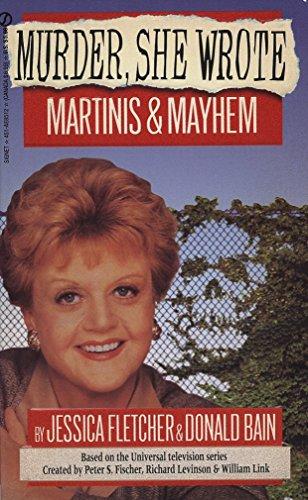 9780451185129: Martinis & Mayhem: A Murder, She Wrote Mystery