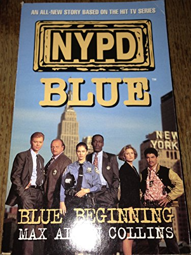 9780451185594: The Blue Beginning: Nypd Blue: v. 1