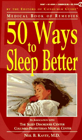 9780451185815: 50 Ways to Sleep Better (Medical Book of Remedies)