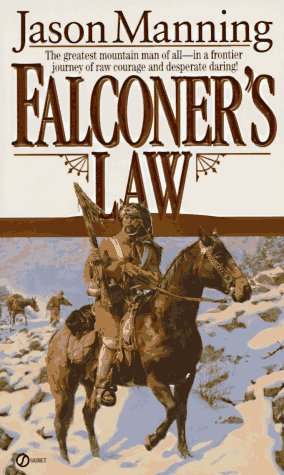 Falconer's Law (9780451186454) by Manning, Jason