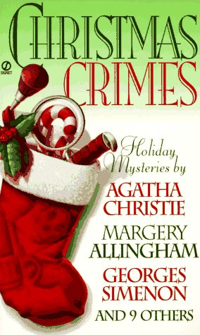 Christmas Crimes: Stories from Ellery Queen's Mystery: Cleeves, Anne; Carr,