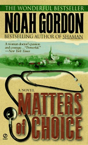 9780451187260: Matters of Choice (Cole Family Trilogy, Book 3)