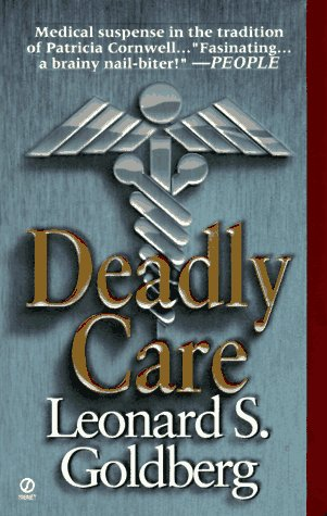 9780451187420: Deadly Care