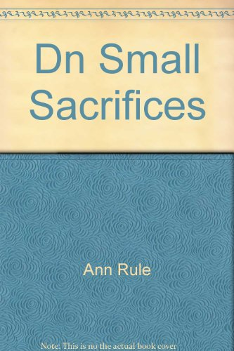9780451187796: Dn Small Sacrifices