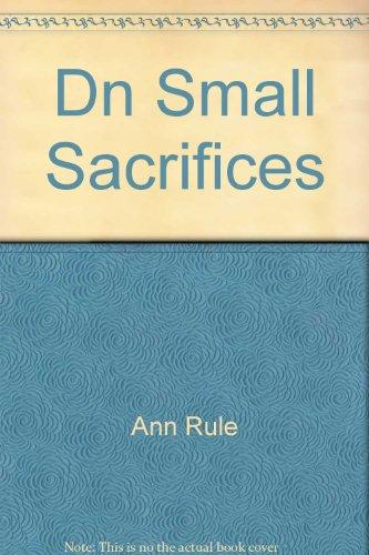 9780451187796: DN Small Sacrifices