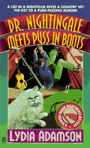 Dr. Nightingale Meets Puss in Boots: A: Adamson, Lydia