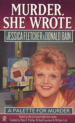 9780451188205: Murder, She Wrote: a Palette for Murder