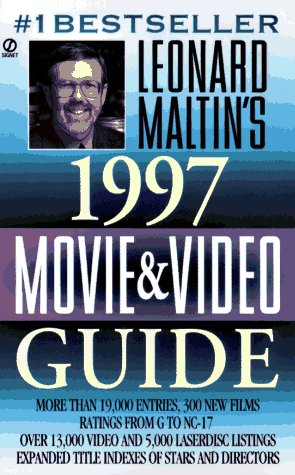 Leonard Maltin's Movie and Video Guide 1997 (Leonard Maltin's Movie and Video Guide ...