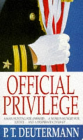 9780451189097: Official Privilege