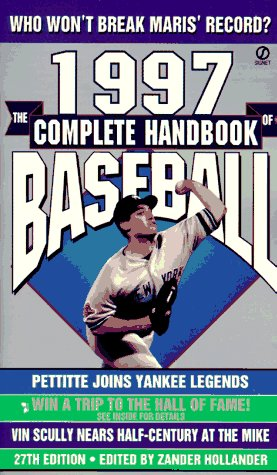 9780451191335: The Complete Handbook of Baseball 97