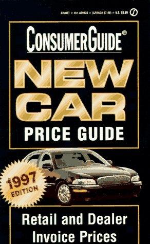 9780451192387: New Car Price Guide 1997 (Serial)