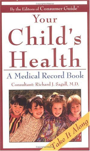 9780451192707: Children's Medical Record Book