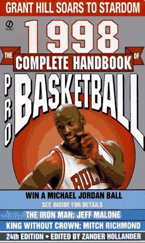 9780451192790: Complete Handbook of Pro Basketball 1998: 1998 Edition