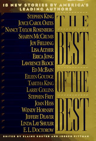 The Best of the Best: 18 New Stories by America's Leading Authors (0451193903) by Various