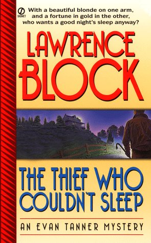 9780451194039: The Thief Who Couldn't Sleep (Evan Tanner Mystery)
