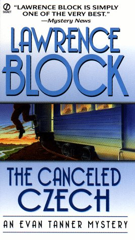 9780451194046: The Canceled Czech (Evan Tanner Mystery)