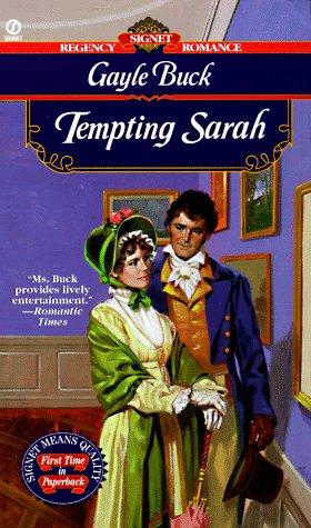 9780451194664: Tempting Sarah (Signet Regency Romance)