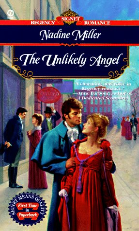 The Unlikely Angel (Signet Regency Romance)