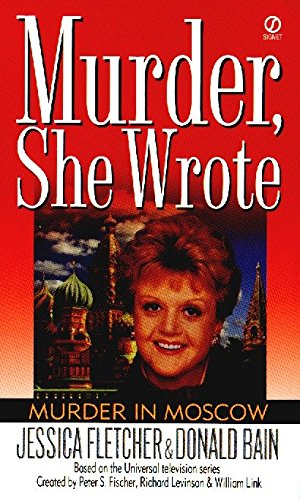9780451194749: Murder in Moscow (Murder, She Wrote)