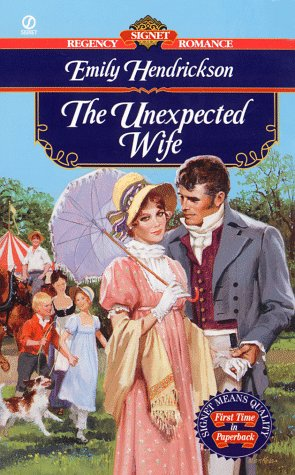 9780451194985: The Unexpected Wife (Signet Regency Romance)
