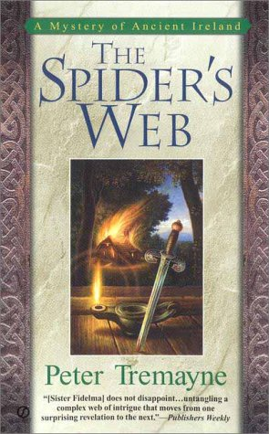 9780451195593: The Spider's Web: A Mystery of Ancient Ireland